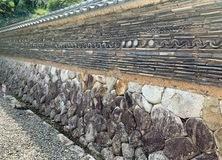 素敵な土塀