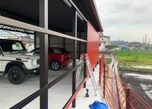 駐車場整備 2 つづき
